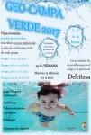 CARTEL Geo-Campa Verde 2017 Deleitosa