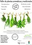 Cartel plantas medicinales Guadalupe